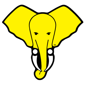 THE YELLOW ELEPHANT